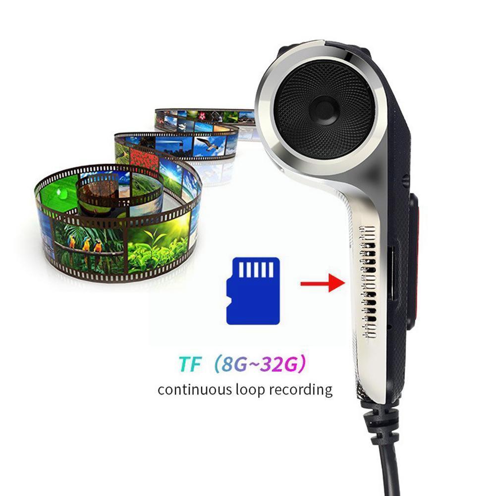USB автомобильный видеорегистратор, камера для Android, мультимедийный проигрыватель, ADAS, HD камера 170, функция видения, видеорегистратор для вожд...