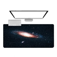 star large mouse pad gaming anime accessory pad computer keyboard table mat waterproof non slip household carpet mat xxl