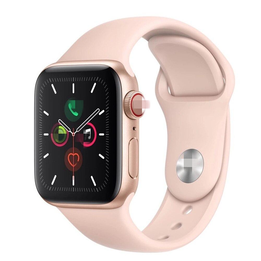Часы 5 IWO 12 44 мм IWO 12 водонепроницаемые часы серии 5 1:1 Смарт-часы для ios Android контроль Siri PK IWO 11 IWO 10 IWO8 9 W34