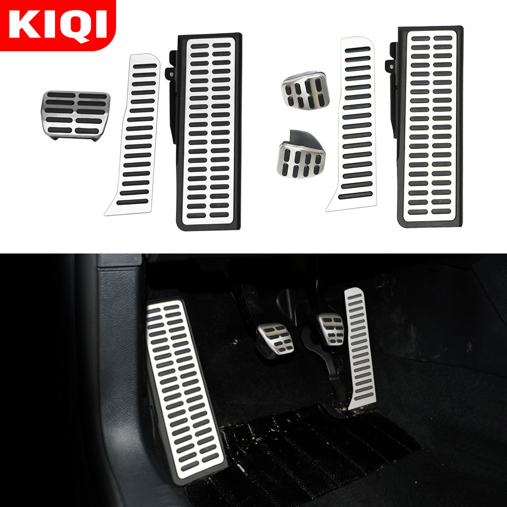 Pedal de freno de Gas para coche pedales de coche para Volkswagen Vw Golf 5 6 MK5 MK6 Jetta MK5 Scirocco CC TIGUAN toulg para Skoda Octavia A5