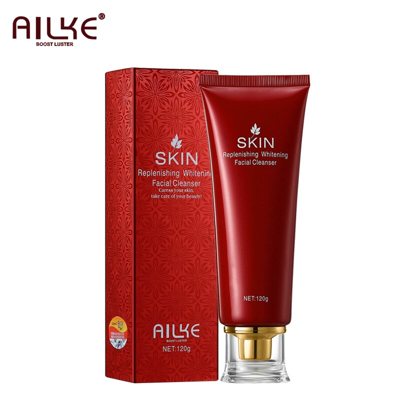 AILKE Anti-Aging freckles Rose Facial Serum Glutathion Top selling Whitening Moisturizer Lightening skin face care eclaircissant