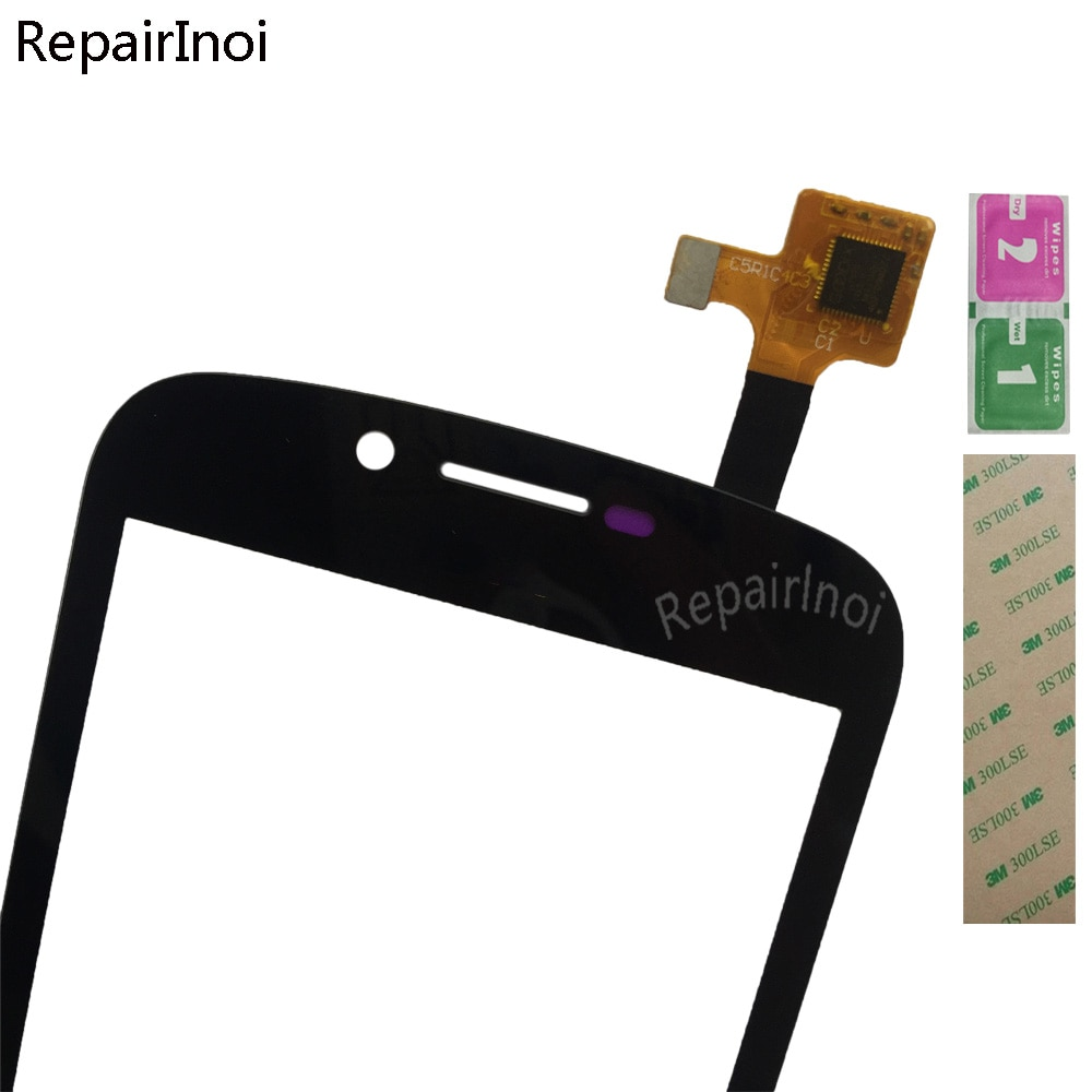 10Pieces/Lot 5.5'' Touch Panel For Inco Plain Touch Screen Digtizer Mobile Phone TouchScreen Front Glass 3M Glue enlarge