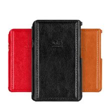 SHANLING M2x étui en cuir housse de protection dorigine pour Shanling M2x HIFI lecteur MP3 Portable