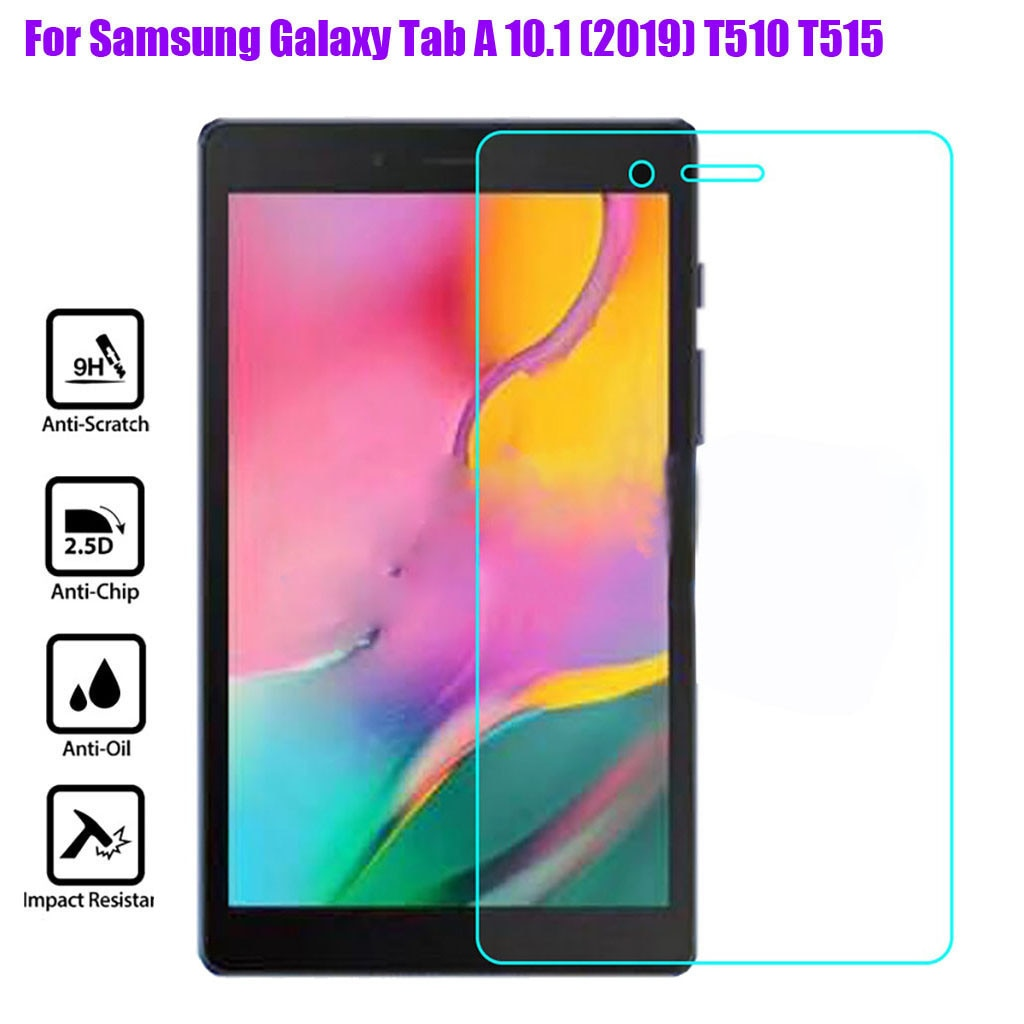 Hot sale 9H Tempered Glass Protector Guard For Samsung Galaxy Tab A 8.0 (2020) T290/T295 Computer ac