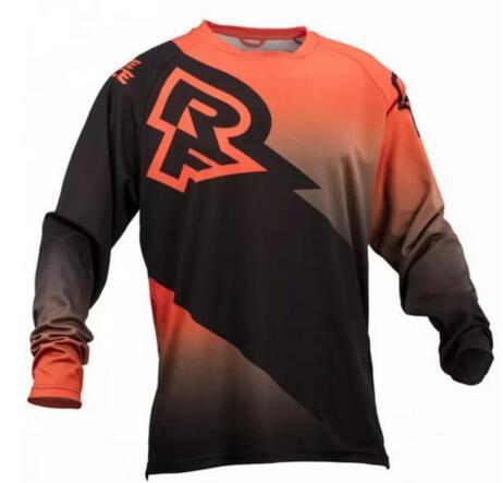 2020 camiseta de bajada de montaña bicicleta moto rcycle ciclismo MX fuera...