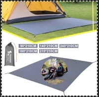 outdoor waterproof camping protein thickened picnic pad durable beach pad multifunctional tent footprint sunscreen travel pad
