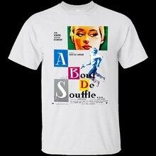 A bout de souffle Breathless Jean-Luc Godard Jean Seberg French New Wave Ci