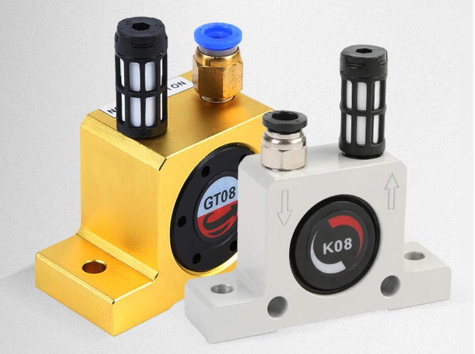 Tipo pneumático industrial da bola do oscilador do vibrador k series k8, k10, k13, k16, k20, k25, k30, k32, k36 gt8 gt10 gt13 gt16 gt20 gt25 gt30 Peças pneumáticas    -