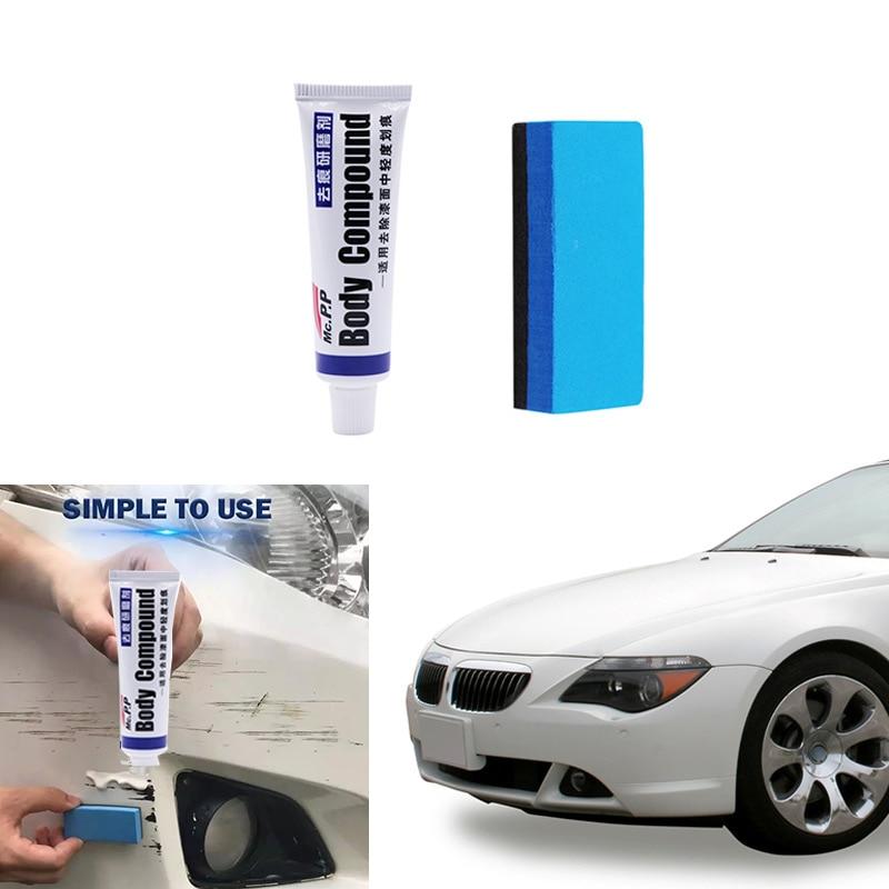 Auto narzędzie do naprawy zarysowań naprawa zadrapań samochodowych wosk polerujący przeciw zarysowaniom krem do usuwania zarysowań pielęgnacja konserwacja
