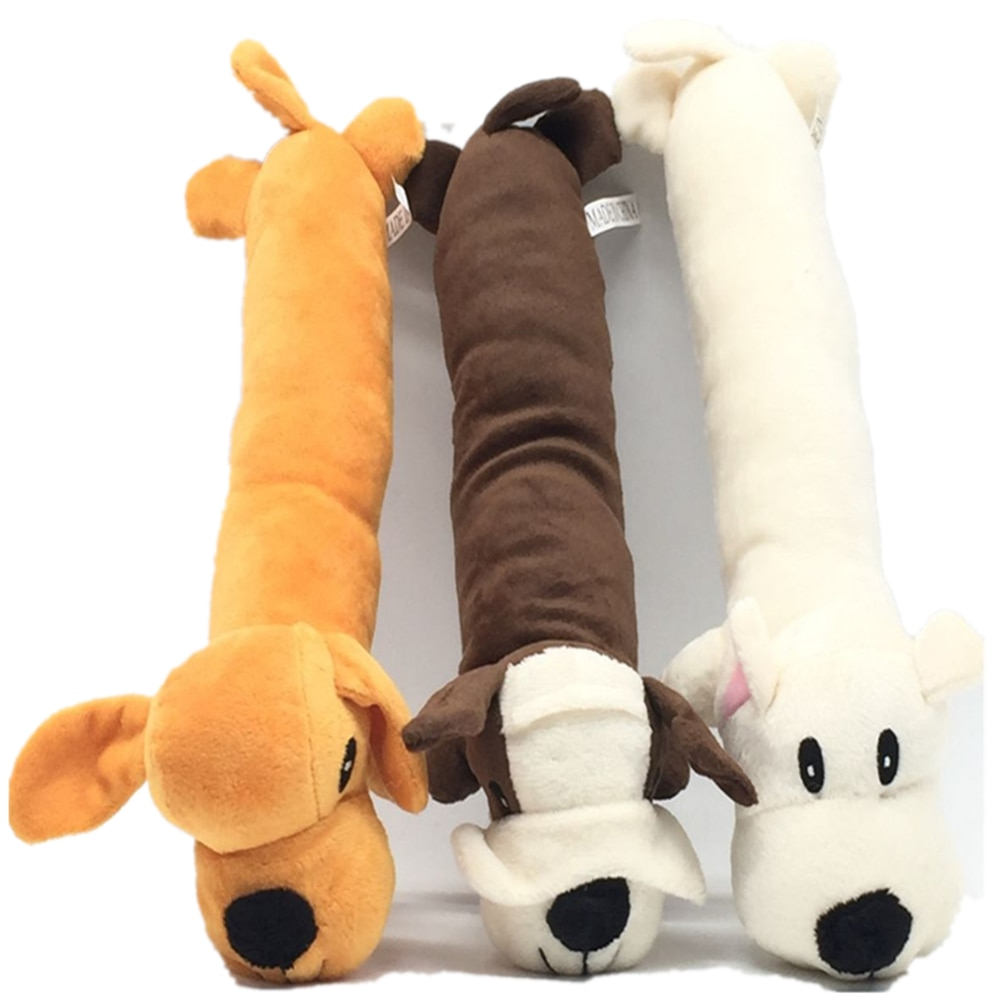 Милые игрушки для собак, жевательный писк, животные, игрушки для животных, плюшевый щенок, Honking Squirrel, для собак, кошек, жевательный писк, игруш...