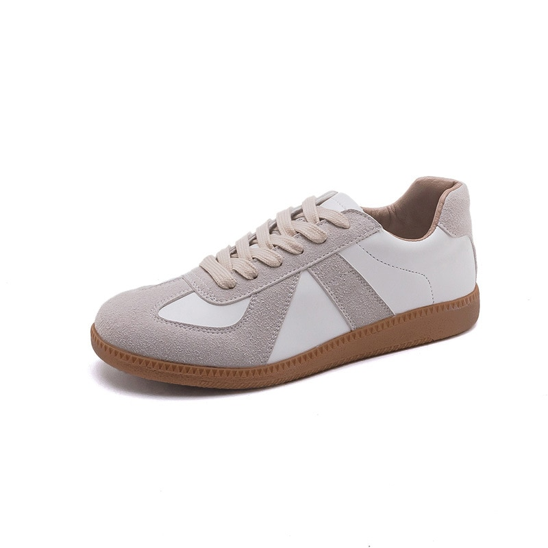 White Shoes Women 2021 Spring New Breathable Shoes Casual Sports Shoes Women's Shoes