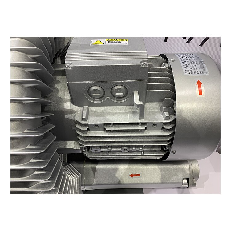 SUNTECHMACH Small High Pressure Ring Air Blower 1200w Electric Air Side Channel Ring Blower Air Pump enlarge