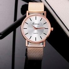 Luxury Ladies Watch Elegant Quartz Watch Female High-end Blue Glassic Life Waterproof Distinguished