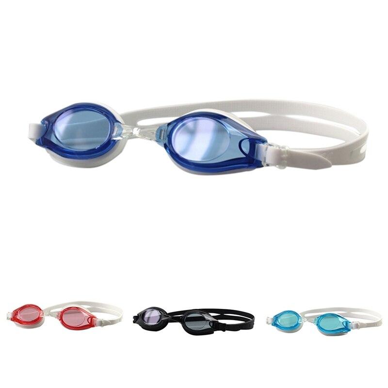 Óculos de natação anti-nevoeiro uv ajustável chapeamento impermeável silicone óculos adulto eyewear nova chegada 2020.