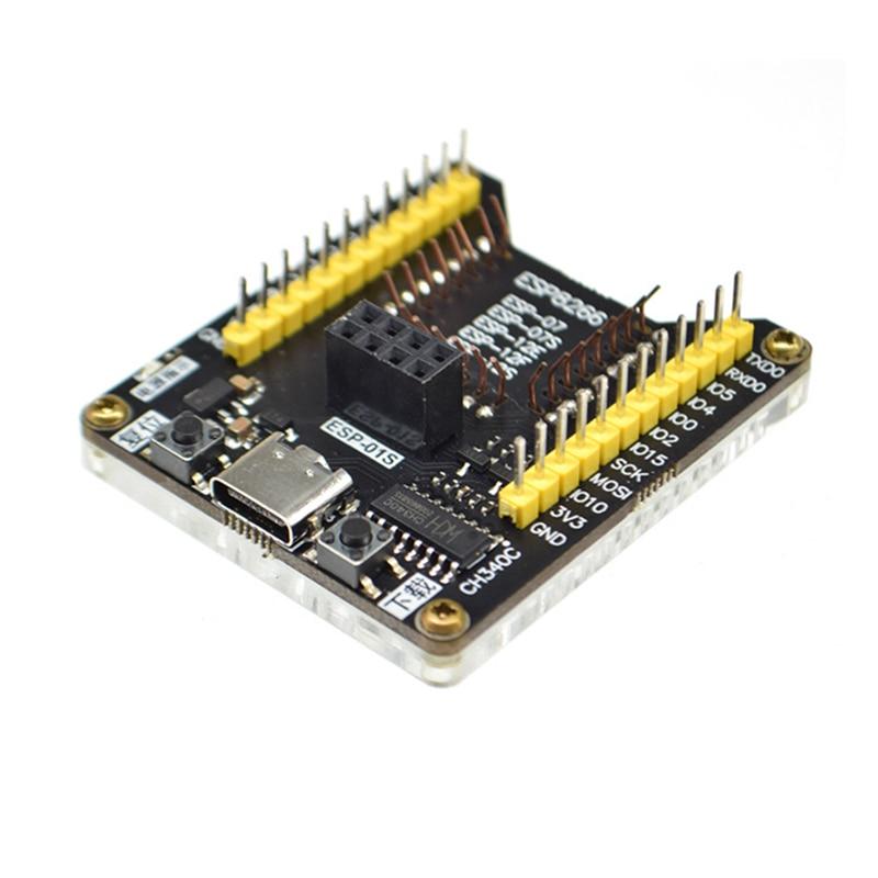 Módulo de descarga ESP8266 compatible con módulo quemador ESP12S/12F/12E/07S/07 prueba de quema de firmware