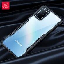 360 housse de téléphone antichoc nouveau pour Samsung Galaxy S20 Ultra Note10 S10 E Plus S20 + étui de luxe en Silicone Transparent