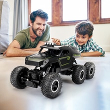 LBLA C12 Big Size 39CM 1:12 RC Car 6WD 2.4Ghz Remote Control Crawler with Light Off Road Vehicles Hi