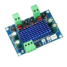 Carte amplificateur de puissance HIFI numérique haute puissance 2*120W XH-M572 TPA3116D2 châssis entrée enfichable dédiée 5V 24V 28V sortie 120W