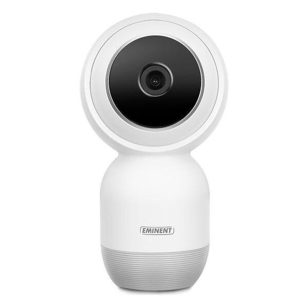 Caméra IP Eminent EM6410 1080 px WiFi 2.4 GHz Blanc