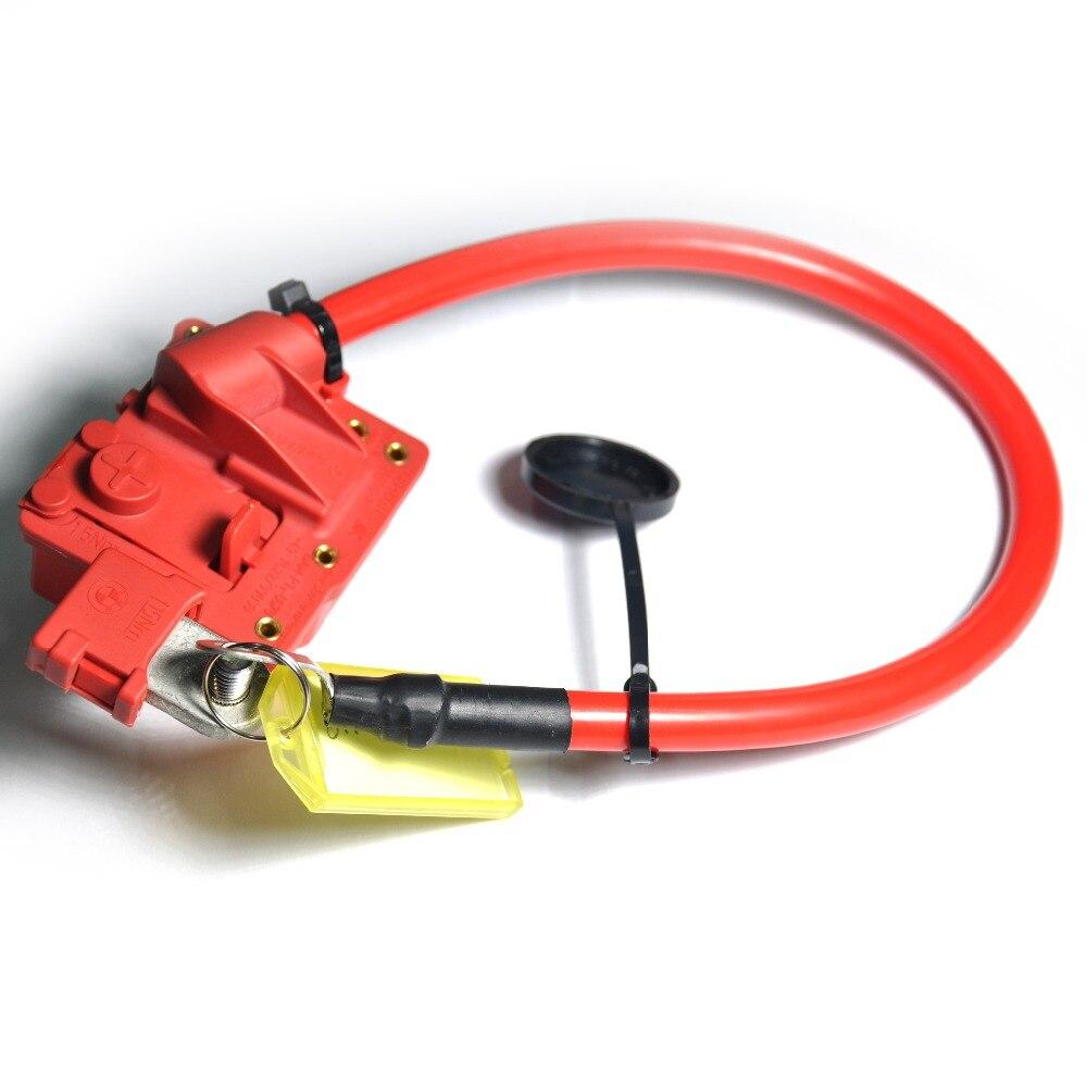 Cable de batería-plus polo positivo Terminal de Cable de batería 61129217031 para BMW E90 E91 E92 E82 E84 E88 X1