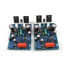 SOTAMIA 2 pièces L6 amplificateur de puissance carte Audio 100Wx2 amplificateur de son Transistor TTA1943 TTC5200 haut-parleur ampli Home cinéma bricolage