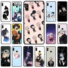 Yuri On Ice Yuri Anime Silicone phone case for Xiaomi 6 9 9se A1 A2 5X 6X 8 Lite Max 3 F1 9T A3 Pro CC9e