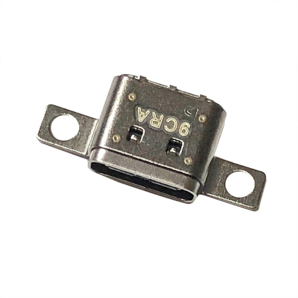 استبدال نوع-C USB شحن ميناء تيار مستمر جاك المقبس التوصيل لينوفو اليوغا 730-13 S940 S940-14IWL S940-14IIL