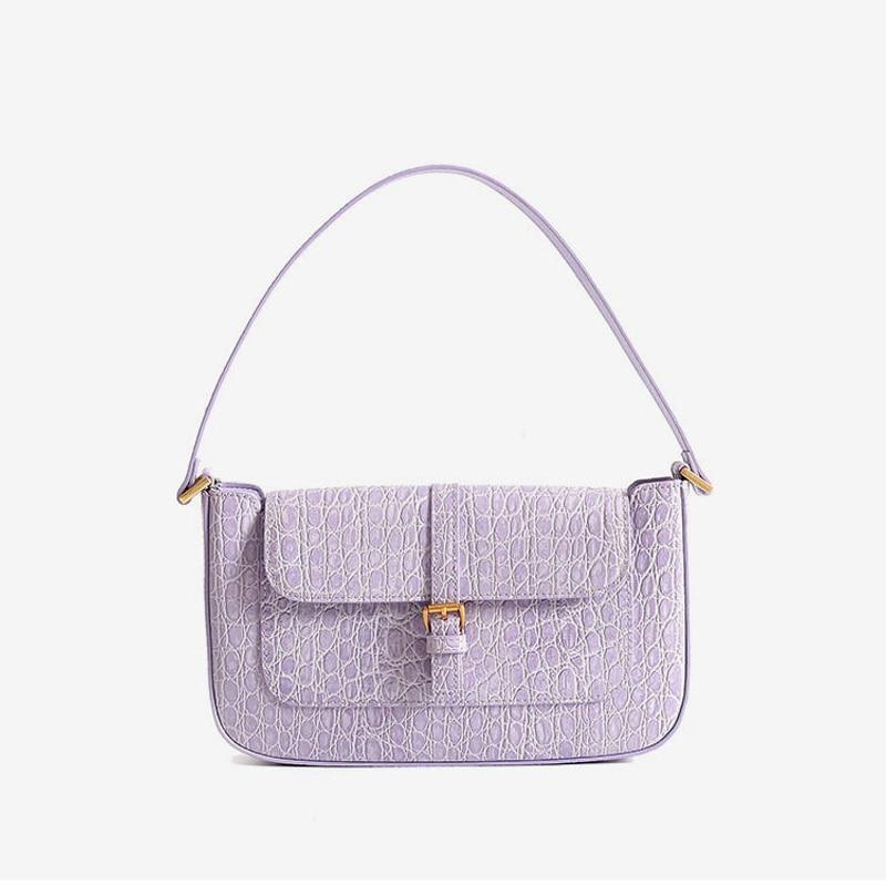 De mujer de cuero genuino bolsos de mano 2020 de moda de colores de caramelo bolsos de las mujeres de primavera y verano hombro bolsa Bolsas femenina
