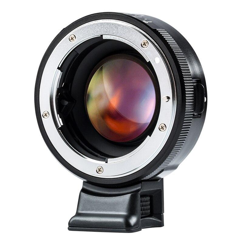 Viltrox NF-E adaptador de lente redutor focal impulsionador velocidade 0.71x para nikon f lente para sony e montagem a7 a7r a7sii a6500 a6600 NEX-7