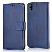 Luxury Flip Leather Case for Huawei Y5 2019 AMN-LX9, AMN-LX1, AMN-LX2, Fundas Stand Wallet Soft Cove