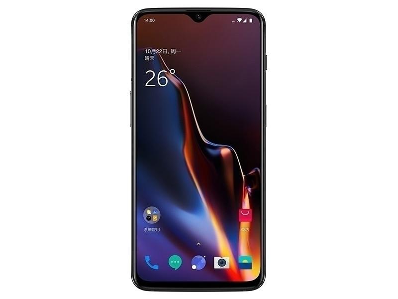 Фото3 - Oneplus 6 T смартфон с 5,99-дюймовым дисплеем, восьмиядерным процессором Snapdragon 128, ОЗУ 8 Гб, ПЗУ 845 ГБ