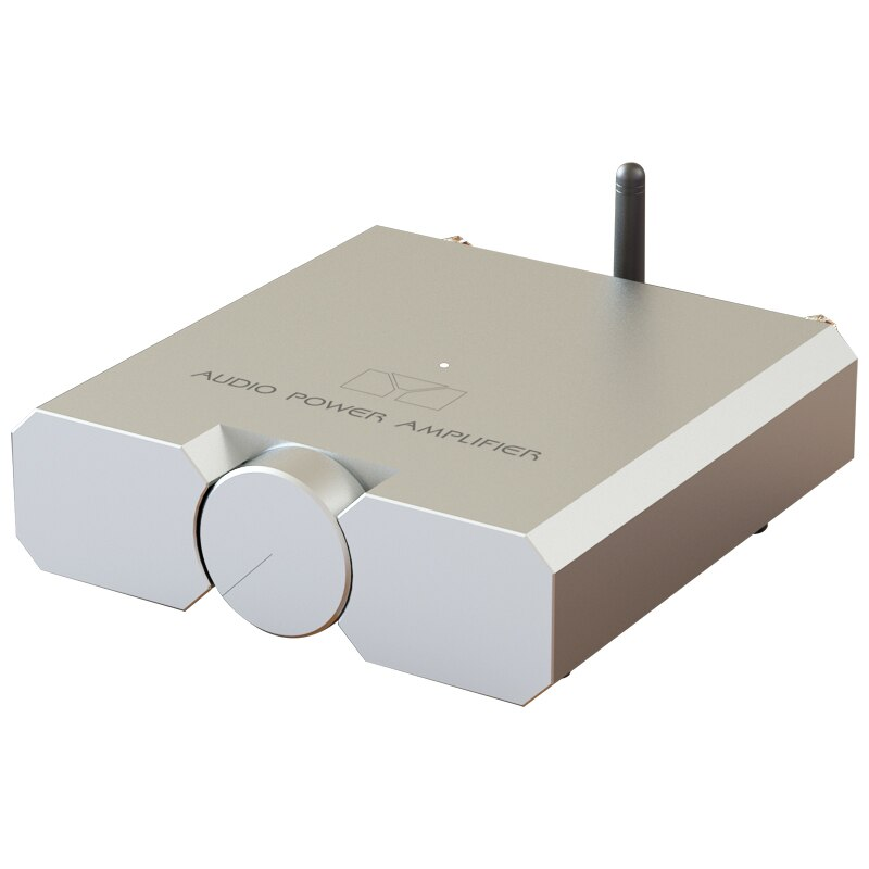 Breeze Audio Hi-end Bluetooth 5.0 Power Amplifier HiFi  Class D amplifiers Stereo amplifier 100W+100W