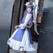 Hot Game Miracle Nikki Full Set Cosplay Costume Outfits Harajuku Costumes Halloween Party Women Lolita Cosplay Uniform