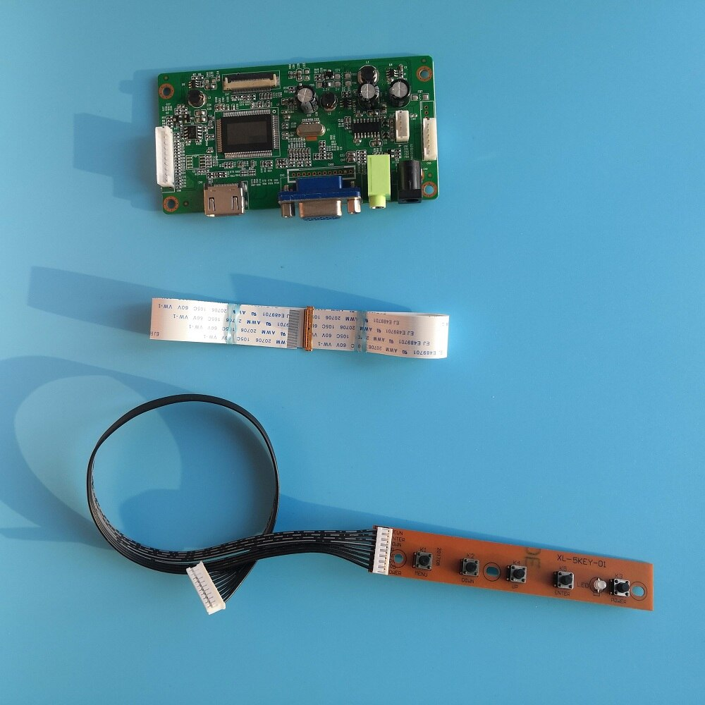 مجموعة EDP لـ B140RTN03.0 30pin 1600(RGB)× 900, شاشة LED LCD HDMI لوحة عرض ، لوحة تحكم VGA ، DIY 14 بوصة