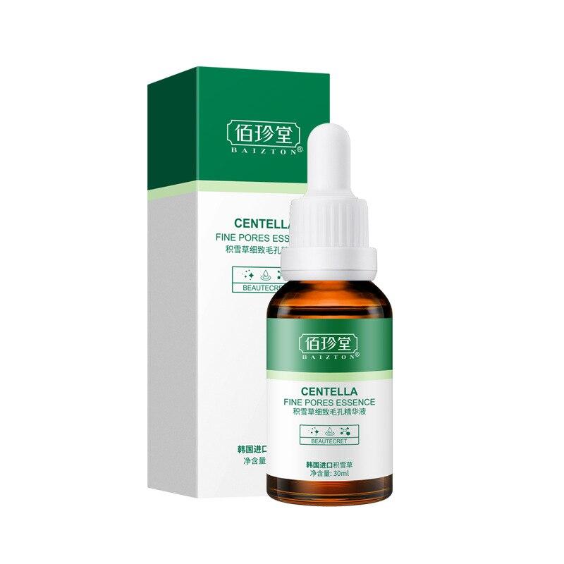 Centella-esencia para los poros para el cuidado de la piel, esencia para...