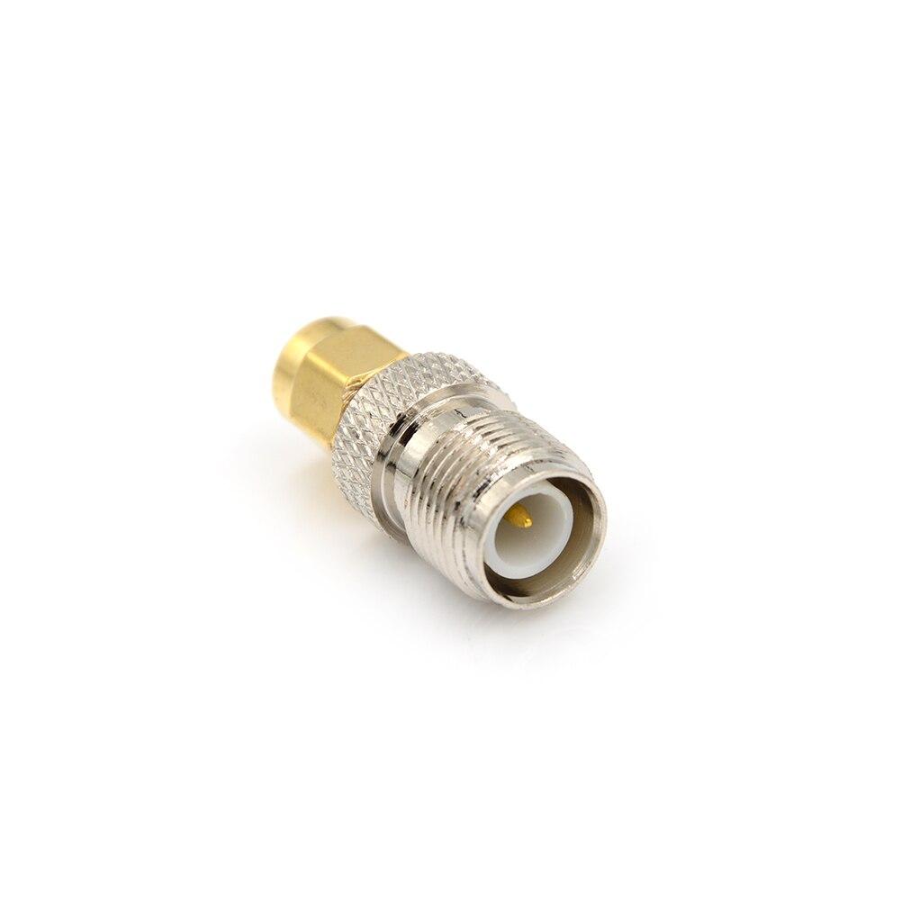 Venta de acceso Wi-Fi RP-TNC hembra RP-SMA conector del adaptador coaxial RF macho para antena de radio de Telecomunicaciones