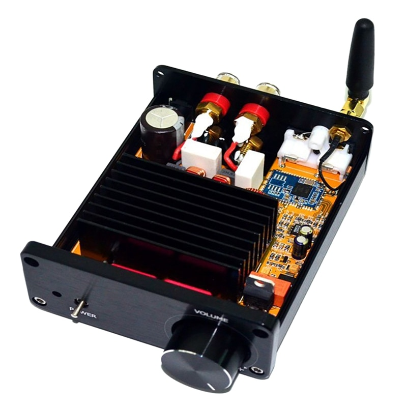 CSR8675 مضخم الصوت 100 واط + 100 واط عالية الطاقة صغيرة TDA7498 2.0 بلوتوث 5.0 مكبر كهربائي رقمي