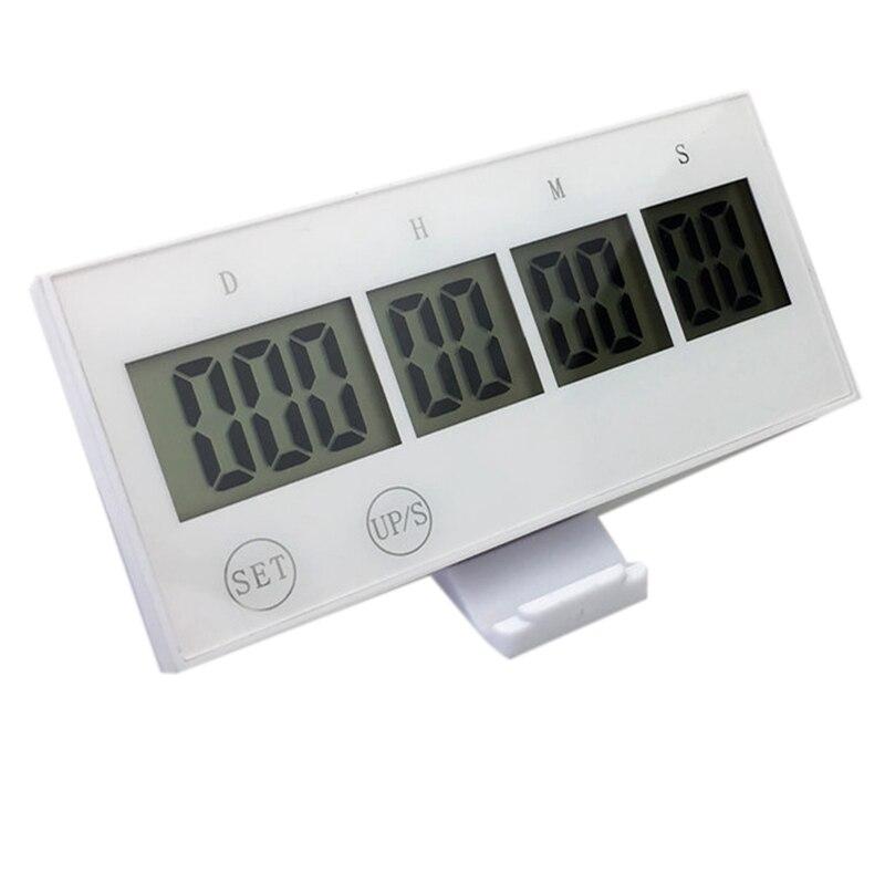 Temporizador Digital para días de cuenta regresiva, pulsador, tecla de cocina, temporizador de 999, cuenta regresiva de días, temporizador, recordatorio de voz