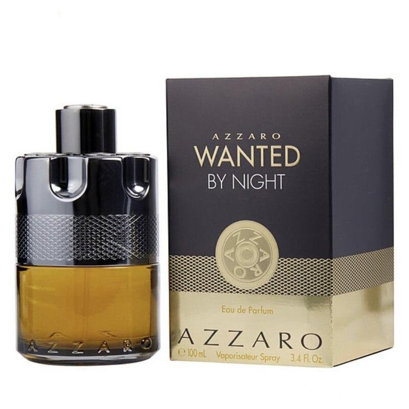 Men's AZZARO Parfum Cologne for Men Original Natural Mature Charm Male Fragrance High Quality Parfum Homme Spray