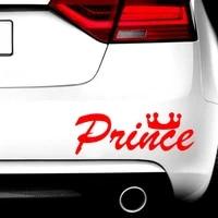 creative queens crown auto sticker creative vinyl sticker on car stickers and decals window sticker car styling decal
