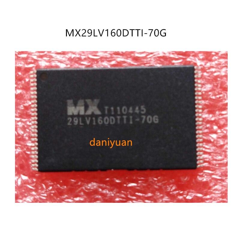 MX29LV160DTTI-70G 29LV160DTTI-70G TSOP48 100% original Novo