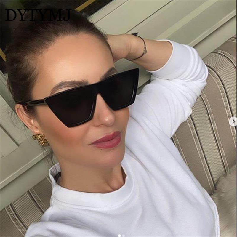 DYTYMJ 2020 Роскошные Винтажные Солнцезащитные очки женские кошачьи очки женские ретро очки женские/мужские брендовые дизайнерские очки
