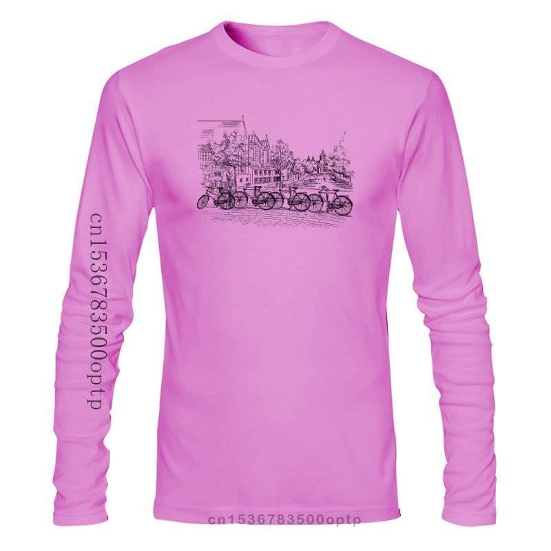 Hombres camiseta de Amsterdam(8) camiseta mujer t camisa