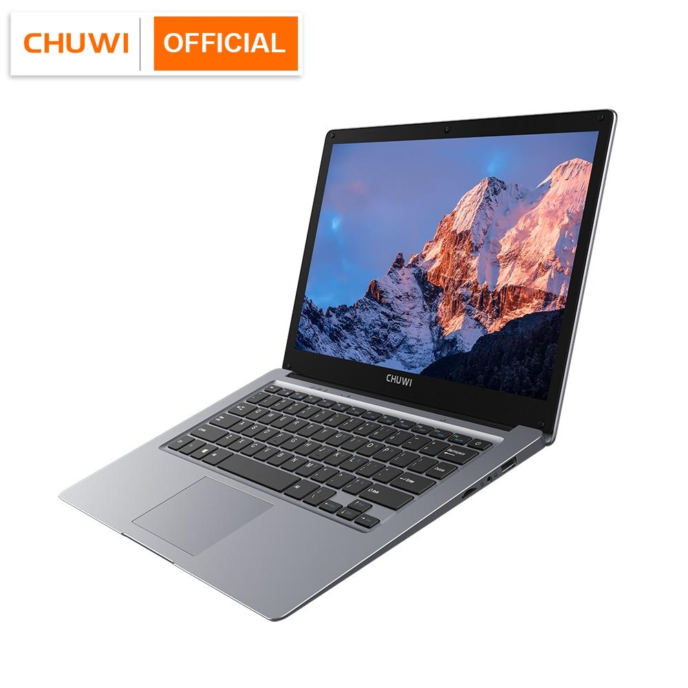 CHUWI HeroBook Pro+ 13.3 Inch IPS Screen Intel Celeron Quad Core Windows 10 OS 8GB RAM 128GB ROM Sli