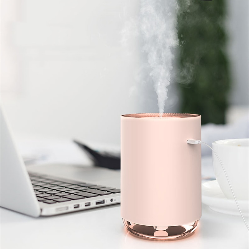 255ML Air Humidifier Essential Oil Diffuser Mini Mist Spray with LED Night Lamp Electric Aromatherapy for Home Office Car enlarge