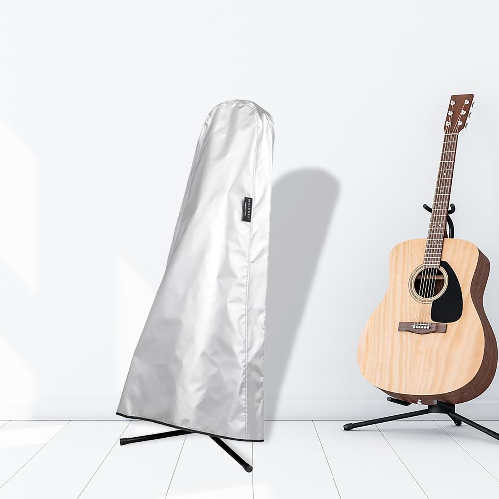 Guitar Dust Cover Fits Acoustic And Electric Guitar Cover Durable Washable Water Resistant Dust Protector Bag From Dust Dirt