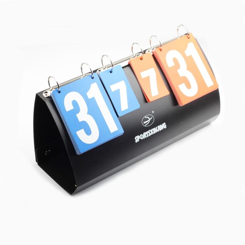4 табло с цифрами Баскетбол Портативный складной Футбол балл Панели волейбол гандбол для настольного тенниса для спорта