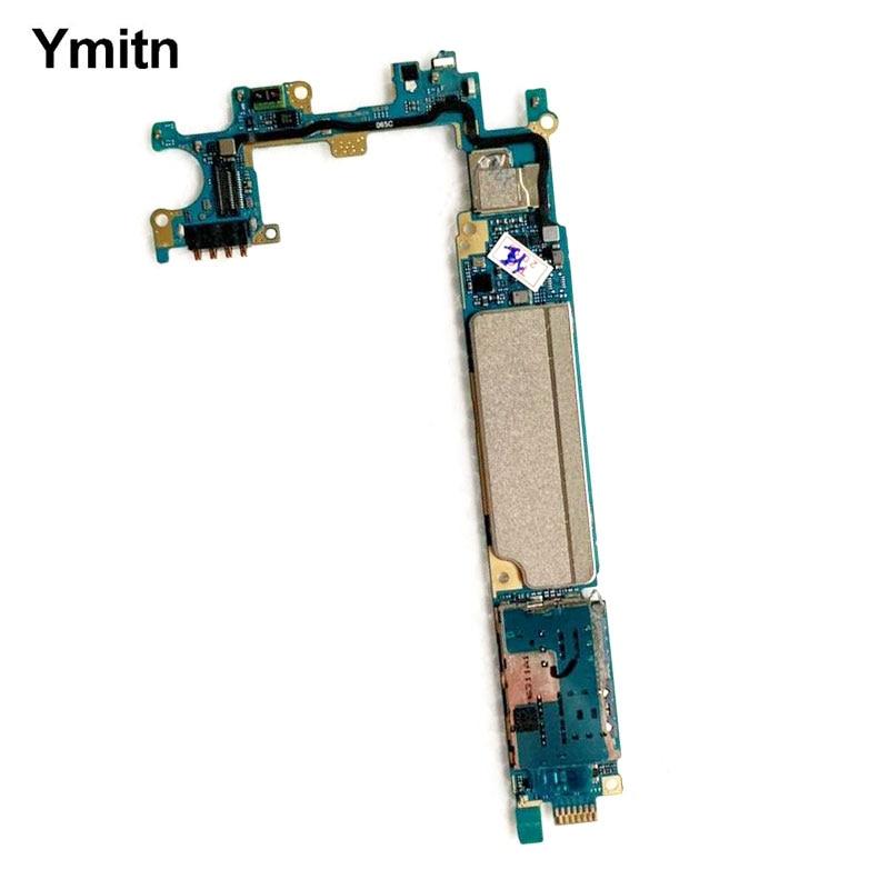 Ymitn-اللوحة الأم لـ LG G5 H850 ، اللوحة الإلكترونية غير المؤمنة ، pcb مع كابل مرن ، إصدار الاتحاد الأوروبي
