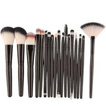 18pcs/set MAANGE Makeup Brushes Kit Powder Eye Shadow Foundation Blush Blending Beauty Women Cosmeti