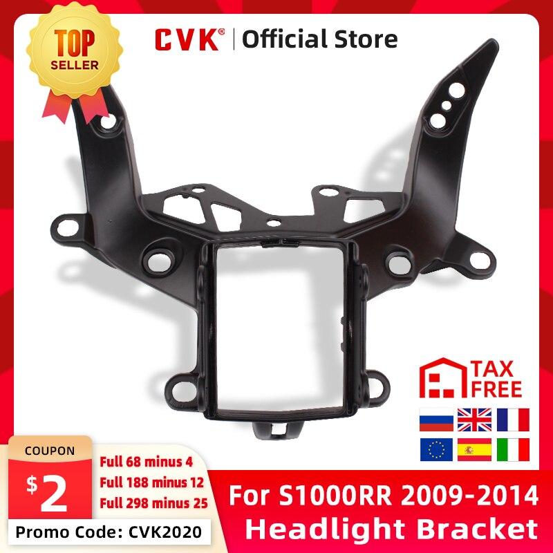 CVK faro soporte de la motocicleta superior estancia carenado para BMW S1000 S1000R s1000rr S 1000 RR 2011, 2012, 2013, 2014 11 12 13 14 piezas